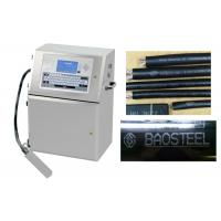 Wholesale White Ink Digital Industrial Inkjet Coder Machine For PVC Cable / Cosmetics from china suppliers