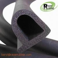 Wholesale Door and Window EPDM /Silicone Foam Rubber Extrusion Sealing Strip from china suppliers
