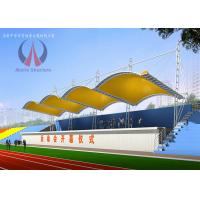 Wholesale Steel Structural Playground Sun Sail Shades For Bleachers Weather - Proof from china suppliers