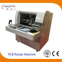 Wholesale High Resolution CCD and Camera TAB PCB Separator Machine PCB Router from china suppliers