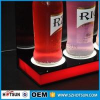 Wholesale acrylic LED display stand for  Wine Bottle Display from china suppliers