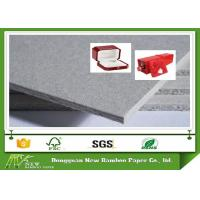 Wholesale Recycled Pulp Uncoated Laminated Grey Chipboard 700gsm - 1800gsm 1.5mm Thick Paper from china suppliers
