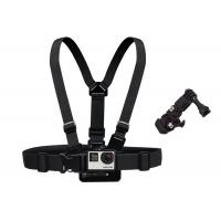 Wholesale Body Waterproof Camera Chest Mount Action Camera Straps With 3 - Way Adjustment Base from china suppliers