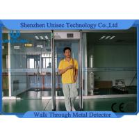 Wholesale Adjusted 999 Sensitivity Walk Through Metal Detector Rental With Lcd Screen from china suppliers