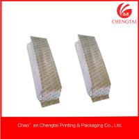 Wholesale Tea / Coffee Aluminium Foil Packaging Bags , Self Standing Side Gusset Bags from china suppliers