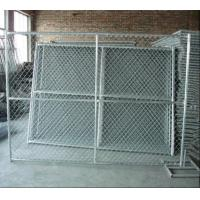 6ftx10FT Chain Link Temporary Fence Panel (Factory)