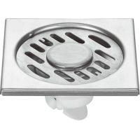 Wholesale Double-use Plastic Self-Closed Floor Drain Shower Room Steel Accessories from china suppliers