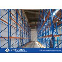 Wholesale Quick Installation Warehouse Storage Racking 500 - 20000 Mm Height For Common Usage from china suppliers