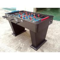 Wholesale 5FT Soccer Table Wood Football Table With Telescopic Play Rods from china suppliers