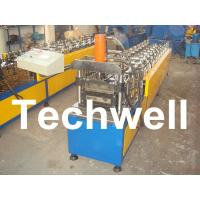 Wholesale 10 Station Metal U Runner Roll Forming Machine For Light Steel Stud / Track from china suppliers