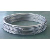 Wholesale Cold Drawn Titanium Capillary Tube Gr.1 from china suppliers