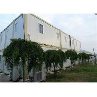 Quality Portable Foldable Prefab Villa Could Export 1.8mm PVC floor for sale