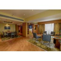 Buy cheap High-end 20/4 x 190 x 1900mm AB grade Bespoke Oak Engineered Flooring for The Grand New Dehli Hotel from wholesalers