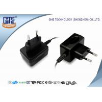 Wholesale GME EU 12V 500mA switching wall plug power supply  with CE ROHS  CB GS certificates from china suppliers