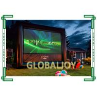 Wholesale Commercial Advertising Model Inflatable Movie Screens For Film Festivals from china suppliers