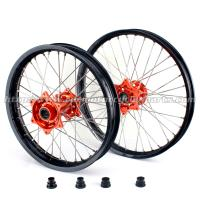 Wholesale KTM Black Custom Motorcycle Wheels Rims from china suppliers