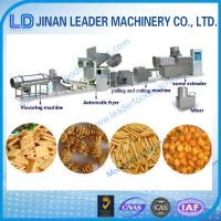 Wholesale Stainless steel fried wheat flour snacks sticks food processing equipments from china suppliers