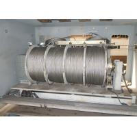 Quality Silver Spooling Offshore Winch Customization Drum Shells For Deck Offshore for sale