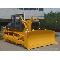 Buy cheap 120 KW Crawler Bulldozer , Dozer Vehicle With 1095 Mm Blade Lift Height from wholesalers