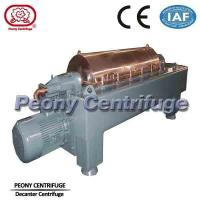 Wholesale Industry Spiral Discharge Decanter Centrifuges Dairy Sludge Decanter Centrifuge from china suppliers