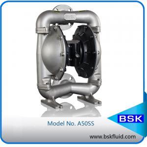 China Pneumatic Air Driven Double Diaphragm Pump Reciprocating Diaphragm Pump on sale