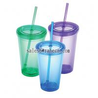 Quality straw tumbler for sale