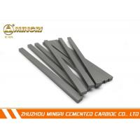 Wholesale Tungsten carbide rectangular strips by Mingri Cemented carbide from china suppliers