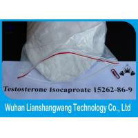 Wholesale Synthetic Testosterone Isocaproate Medical Steroids To Burn Fat And Build Muscle CAS 15262-86-9 from china suppliers