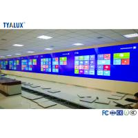 Wholesale 47 Inch 4.9mm bezel 3840X2160 Digital Signage Video Wall Hdmi / Dvi / Vga / Dp Input from china suppliers