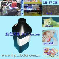Wholesale White Printing Inks, Flatbed Printer Refill Led Curable Ink For Epson DX5 DX6 DX7 Inkjet Printhead from china suppliers