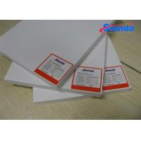 Wholesale Sign Display PVC High Density Foam Board with 0.19% WaterAbsorption Fire Retardant from china suppliers