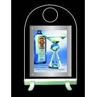 Wholesale A4 Size Ultra Slim Crystal LED Light Box Frame For Photography Displays from china suppliers