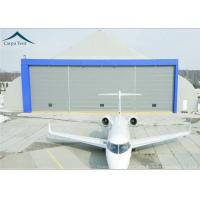 Wholesale Aircraft Prefabricate Hangar Tent Large Span 30m * 40m Industrial from china suppliers