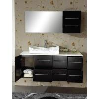 Quality Stainless steel bathroom cabinet with wall mirror cabinet ,SW-1167 for sale