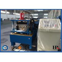 Wholesale PLC Control Metal Roofing Ridge Tile Roll Forming Machine for Industrial from china suppliers