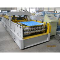 Wholesale European Standard Cold Roll Forming Equipment 914mm Width , Roll Forming Machinery from china suppliers