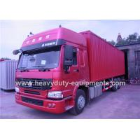 Wholesale Dual Circuit Brake Heavy Cargo Trucks Hydraulic Steering With Steyr Diesel Engine from china suppliers