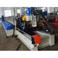 Wholesale Rack Beam Tube Steel Pipe Making Machine , Rack H Beam Cold Roll Former Machine from china suppliers