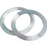 Wholesale Iron, Hastelloy B2 / B3 C276 C22 Flat Metal Gasket Kammprofile   from china suppliers