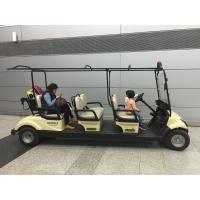 Wholesale Electric Vehicle Golf Cart 6 Passenger , Multi Passenger Golf Carts For Club from china suppliers