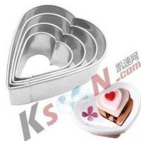 Wholesale 3 PCS Heart Shape Cookie Cutter from china suppliers