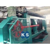 Wholesale 120x150mm Wire Mesh Size 4300mm Max Width Automatic Hexagonal Wire Netting Machine from china suppliers