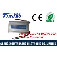 Wholesale 12V To 24V 20A Booster Step Up Dc Dc Voltage Converter 500W For Military / Industry from china suppliers
