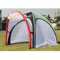 Quality Small Polyester Inflatables Tent Water-proof for Exhibition / Concert / Wedding for sale