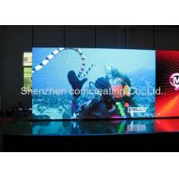 Wholesale Customized P4 Indoor LED Video Walls Front / Back Service LED message board from china suppliers
