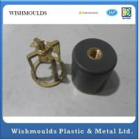 Wholesale Plastic Overmolding Injection Molding into Brass Stainless Steel Metal Parts Production from china suppliers