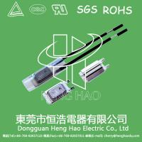 Wholesale 17AMH bimetal thermal protector,17AMH motor protection thermal switch from china suppliers