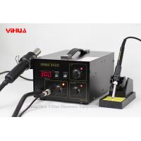 Wholesale 2 In 1 Soldering Station YIHUA 852D ( Diaphragm Pump ) Rework Soldering Station from china suppliers