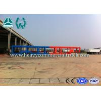 Wholesale Two Axles 9 Or 10 Car Carrier Semi Trailer Toyota 11R22.5 Tyre Skeletal Type from china suppliers