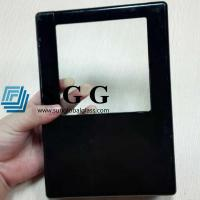 Wholesale 3mm electricity meter clear glass from china suppliers